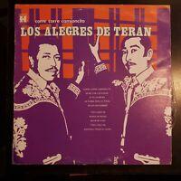 """Los Alegres de Teran """"Corre Corre Camioncito"""" Vinyl Record LP"""