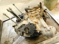 honda big red 250 atc250es trx250 engine motor assembly bottom end gear box 1986