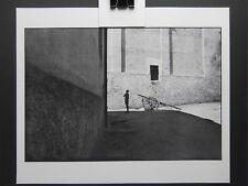 * HENRI CARTIER-BRESSON * ORIGINAL 1979 LITHOGRAPH BY THE N.Y. GRAPHIC SOCIETY *