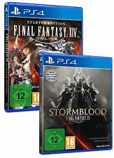 Final Fantasy 14 XIV - Double Pack PS4 New+Boxed