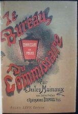 Jules MOINAUX [BOMBLED] - Le bureau du commissaire (1886 - E.O. N° s/Japon)