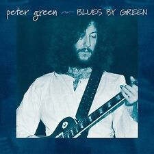 "Peter Green: ""Blues By Green""  CD 2003 Fuel 2000 Blues Guitar...Ships Free"