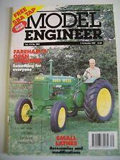 Modello Ingegnere. VOL. 171. No. 3954. 1-14 ottobre 1993. Piccoli Torni. ACCESSORI