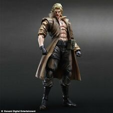 Metal Gear Solid: Liquid Snake Play Arts Kai Action Figure Square Enix US SELLER