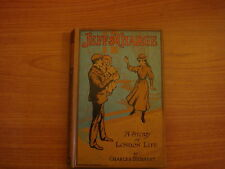 JEFF'S CHARGE - A STORY OF LOINDON LIFE by CHARLES HERBERT H/B (PARTRIDGE c1912)