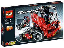 LEGO - Technic Race Truck Limited Edition Set - Model 8041 - BNew - Authentic