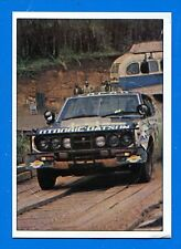SUPER AUTO - Panini 1977 -Figurina-Sticker n. 101 - FIGURINA SAGOMATA -New