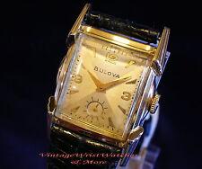 Orologio  BULOVA  - Academy Award  P - 10K G.F.21Jewels-Exellent -Vintage Watch