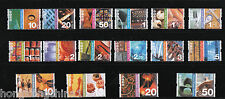 China Hong Kong 2002 Definitive stamp pack HK121348
