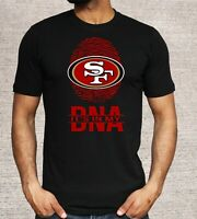 San Francisco 49ers Its in My DNA Football T-Shirt - Niners Shirts