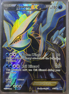 Kyurem EX Full Art 96/99 Pokémon Card PSA 9?