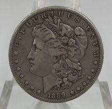 1889-CC  Morgan Silver Dollar In Nice Circulated Condition