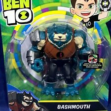 "Ben 10 - BASHMOUTH - 5"" ACTION FIGURE Cartoon Network PLAYMATES 2019 Heroes"
