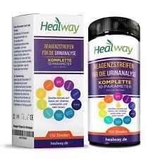 150 Urinteststreifen - Urinanalysestreifen - Gesundheitstest 10 Indikatoren