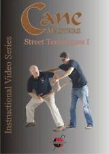 The Cane Street Self Defense Techniques & Tactics #I Dvd Mark Shuey