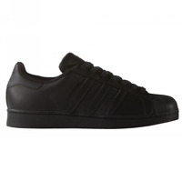 Adidas Men's Superstar Foundation Trainers Sports Shoes Sneakers Black
