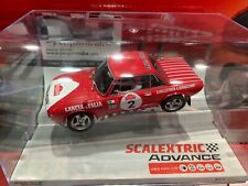 SCALEXTRIC ADVANCE Lancia Fulvia 1.6 HF 'San Remo '72' ENVIO GRATIS!!!!