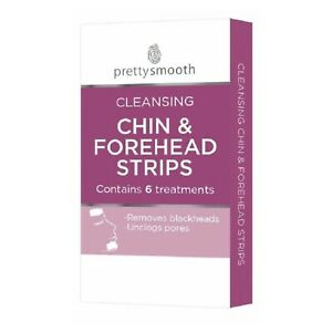 Blackhead Cleansing Strips Forehead and Chin Unclogs Pores
