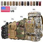Waterproof Outdoor Military Tactical Backpack Rucksack Camping Hiking Bag Travel