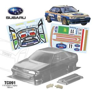 Subaru Legacy Rothmans WRC 190mm
