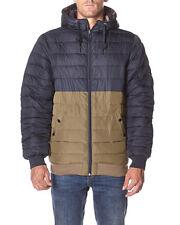 Billabong Revert Navy Reversible Wool Jacket Sz Medium