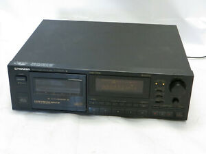 Pioneer CT-M50K 6-Cassette Multi Play Tape Deck