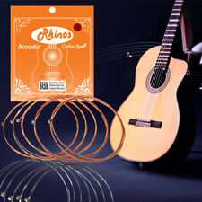 12 String Set Acoustic Guitar Strings Copper Wound Light Tension.010-.047