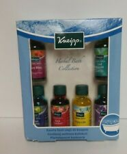 Kneipp Bath Oil Collection - 6 Fragrances - Plant Based
