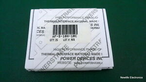 HP AF-S-10H-10C Phase Change Thermal Interface