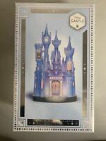 NEW Cinderella Castle Light-Up Figurine Disney Castle Collection Limited Release
