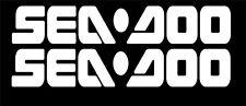 Seadoo Stickers 2 x 700 x 80 White