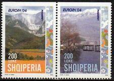 Europe Provided Albanien Albania 2009 Staatsarchiv Bücher Kleinbogen 3324-25 Postfrisch Mnh