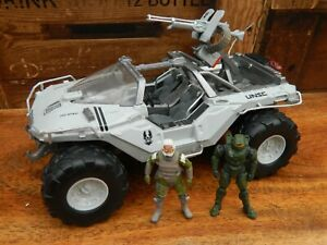 Halo 4 UNSC Arctic Warthog with 2 Figures Jada Toys