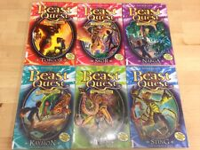 Beast Quest: Series 3: The Dark Realm: Books 13-18: children's books