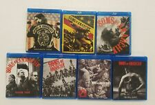 Sons of Anarchy Complete TV Series All Seasons 1-7 Box Blu-Ray Set Collection US