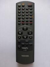 TOSHIBA TV/VCR COMBI REMOTE CONTROL VT-429B