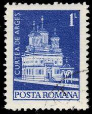 "ROMANIA 2458 (Mi3165) - Architecture ""Curtea-de-Arges Monastery"" (pf44511)"