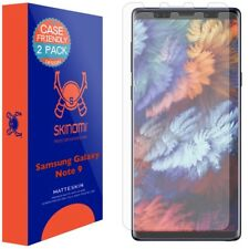 Skinomi MATTE (2-Pack) CASE FRIENDLY Screen Protectors For Samsung Galaxy Note 9