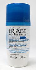 Uriage Power 3 Deodorant Roll-On 1.7 Ounce
