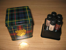 MAC Lim. Edition TARTAN TALE - Smoky Thrillseekers 5 Pigments/Glitter Set. BNIB!