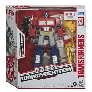 2020 Transformers War for Cybertron OPTIMUS PRIME  Exclusive Netflix NEW IN HAND