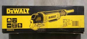 DeWALT DWE315-QS oszillierendes Multi-Tool Multifunktionswerkzeug