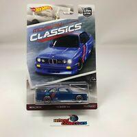 '92 BMW M3 * Hot Wheels MODERN CLASSICS Car Culture * WF15