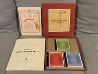 Anthology of American Folk Music 6 CD Smithsonian Folkways Harry Smith 1997 Ed.