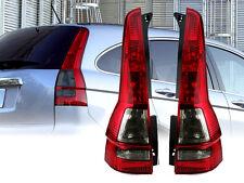 Red/Smoke Rear Left + Right Tail Light Lamp Fits 07 08 09 10 11 Honda CRV CR-V