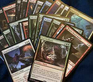 X25 Shadows Over Innistrad Mtg Rare/foil Lot Collection Deck
