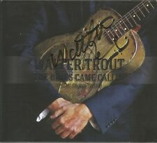 Blues Came Callin' * by Walter Trout (CD/DVD, 2000, Provogue) Original Signed