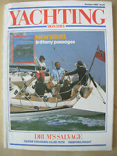 YACHTING MONTHLY MAGAZINE OCTOBER 1985 No 950