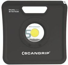 Scangrip NOVA 5K C+R 5000 LUMEN COB LED Work Light│Dual System│IP67