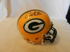 Jeff Thomason #83 Green Bay Packers Signed Mini Helmet